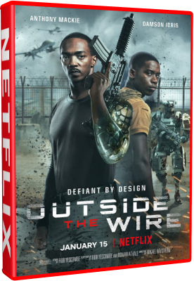 Outside The Wire (2021).avi WEBRiP XviD