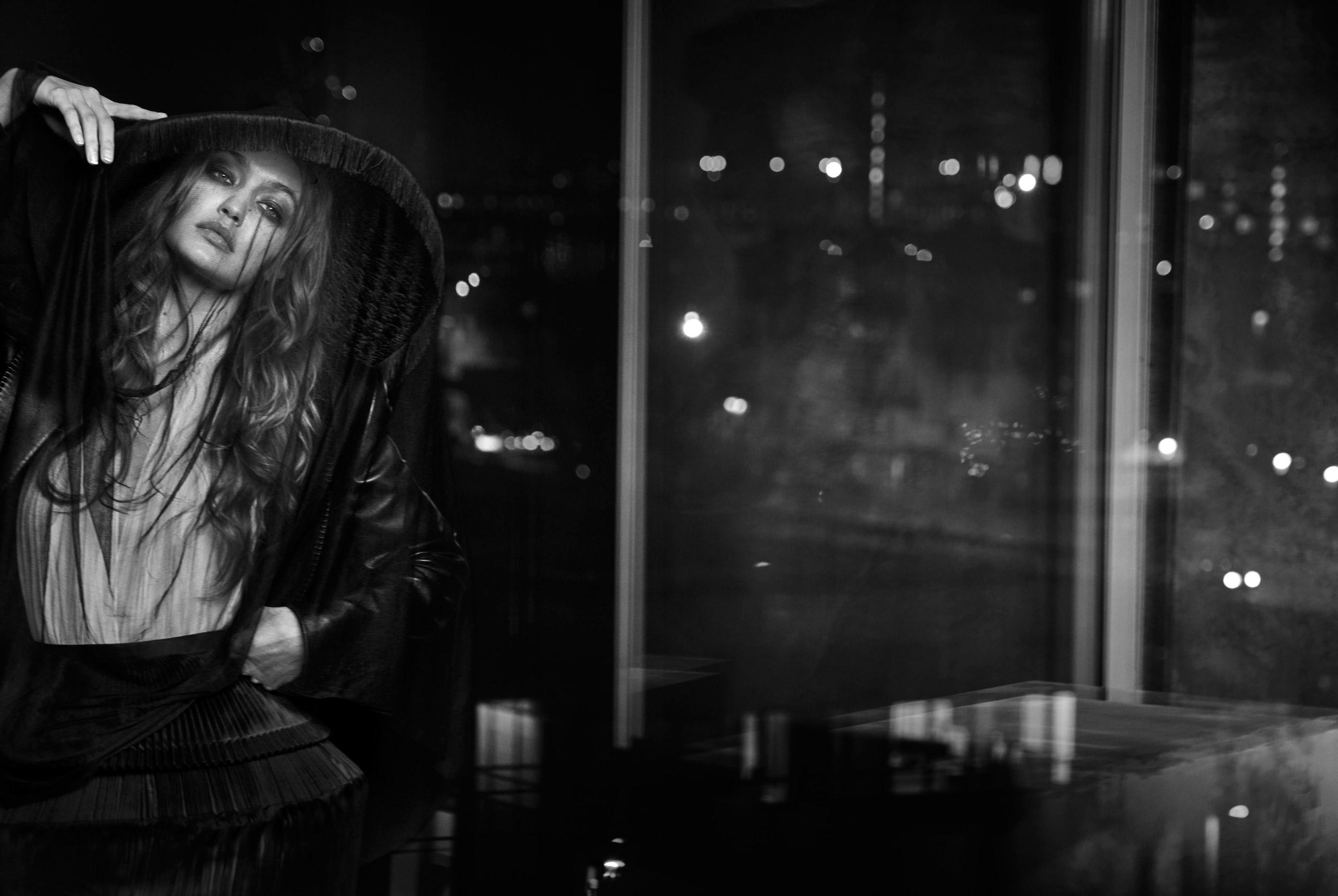 Джиджи Хадид в журнале Vogue Arabia, март 2019 / фото 09