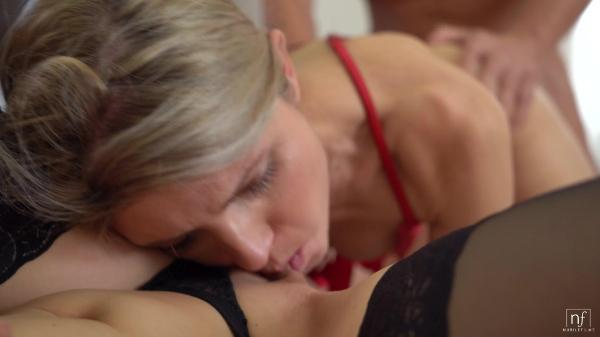 Nubile Films – Gina Gerson And Nesty Room Service
