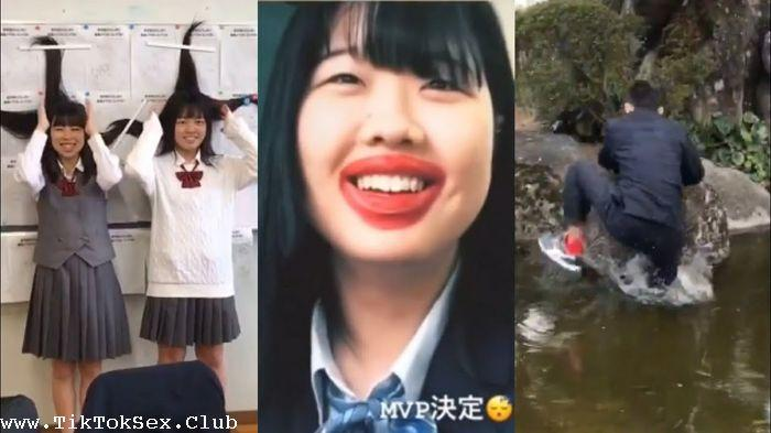 185767975 0293 at tik tok teens japan   how to not laugh high school funny vines compilati - Tik Tok Teens Japan - How To Not Laugh! High School Funny Vines Compilation / by TubeTikTok.Live