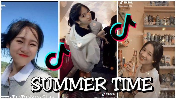 185767979 0295 at summer time   tiktok private beautiful girl compilation - Summer Time - TikTok Private Beautiful Girl Compilation / by TubeTikTok.Live
