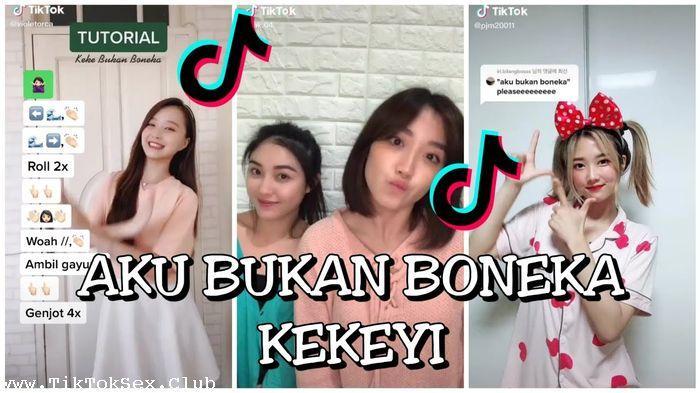 185768034 0299 at aku bukan boneka   kekeyi   tiktok sexy beautiful girl dance compilation - Aku Bukan Boneka - Kekeyi - TikTok Sexy Beautiful Girl Dance Compilation / by TikTokTube.Online