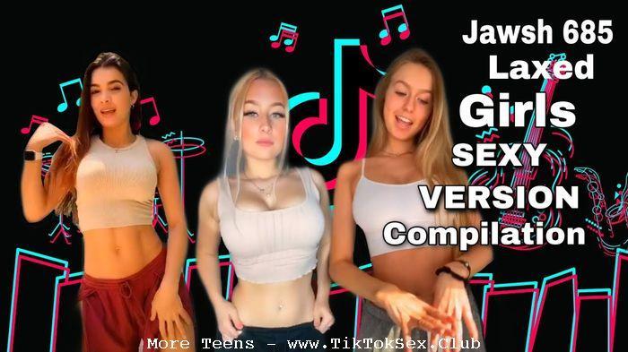 185779625 0055 tty tiktok pussy serin beat jawsh 685   laxed  girls sexy dance version com - TikTok Pussy Serin Beat Jawsh 685 - Laxed  Girls Sexy Dance Version Compilation / by TubeTikTok.Live