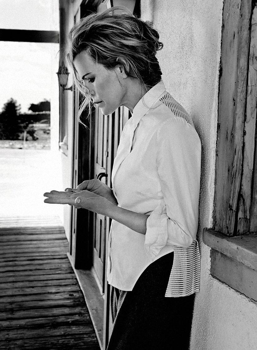Ким Бейсингер в журнале Flaunt, июль 2014 / фото 06