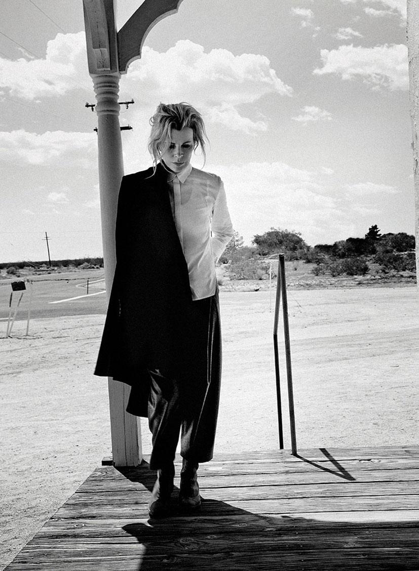 Ким Бейсингер в журнале Flaunt, июль 2014 / фото 08