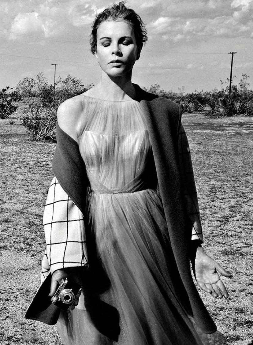Ким Бейсингер в журнале Flaunt, июль 2014 / фото 12
