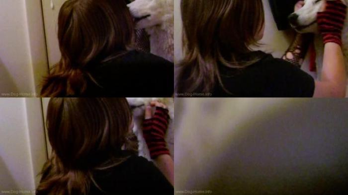 186866277 0604 dgsx kissing dog - Kissing Dog / DogSex Video
