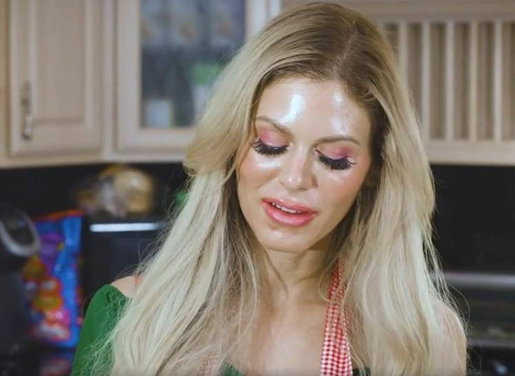 [MYLF] - Casca Akashova - Gorgeous Blonde MILF Fucks Cute Stud XMas! (2021 / HD 720p)