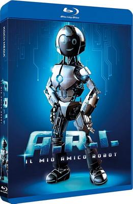 A.R.I. - Il Mio Amico Robot (2020).mkv BluRay 720p DTS-HD MA