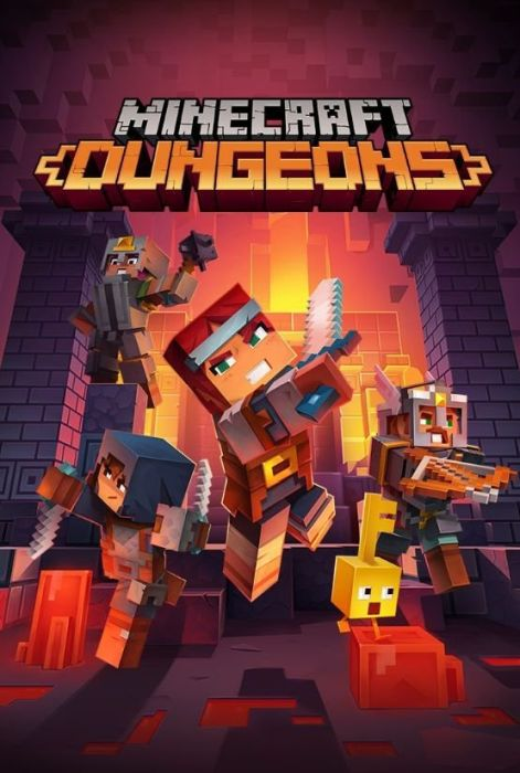 Minecraft Dungeons (2020) -CODEX