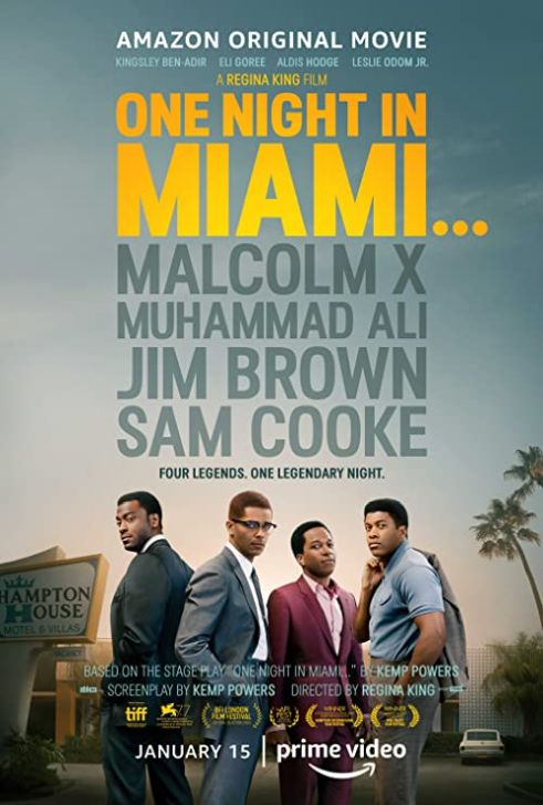 One Night in Miami (2020) PLSUBBED.WEB-DL.XviD-K83 / Napisy PL