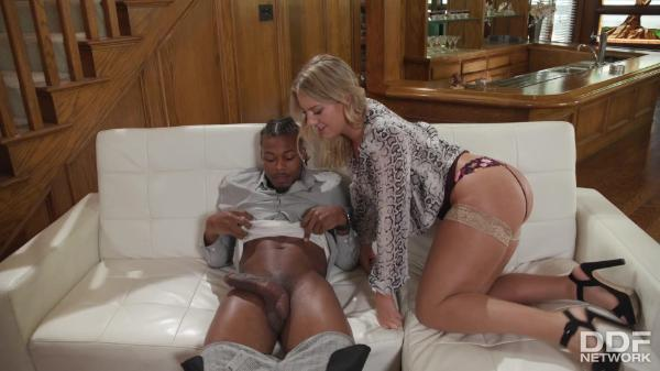 Hands On Hardcore – Candice Dare Candice Loves Two Black Cocks